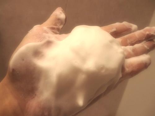 洗顔レビュー6