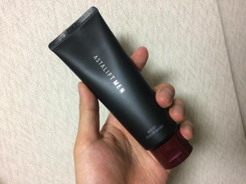 アスタリフト メン洗顔料2